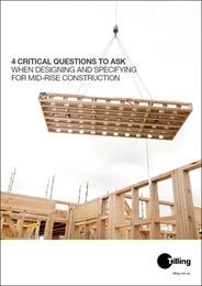 4 critical questions to ask when designing and specifying for mid-rise construction