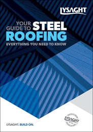Your guide to steel roofing: everything you need to know