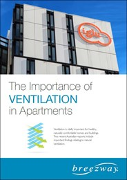 The importance of ventilation in apartments