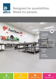 Case Study: FareShare