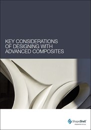 Key considerations of designing with advanced composites