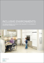 Inclusive Environments: The rising demand for spaces that can adapt to the needs of people with disabilities