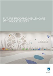 Future-proofing healthcare with good design