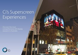 Ci's superscreen experiences