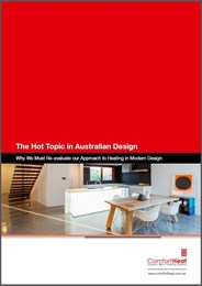Why we must re-evaluate our approach to heating in modern design