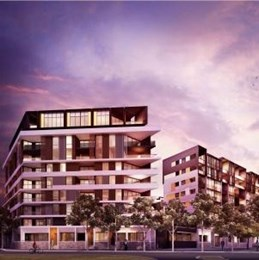 Turner designs 'Platinum' on final site at Victoria Park, Sydney