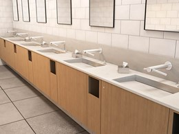 New Corian® Washplanes