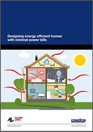 Designing energy efficient homes with minimal power bills