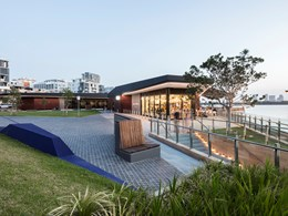 Rhodes Community Centre celebrated for urban design