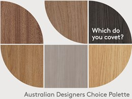 Crowd-sourcing colour palettes – Australian Designers will choose Covet's new palette