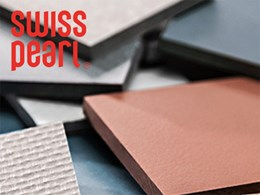 Swisspearl high-density fibre cement cladding: An exceptionally diverse range for more design flexibility