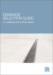 Drainage selection guide: 15 common application areas