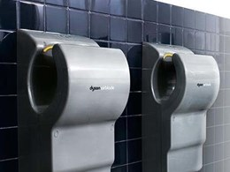 Dyson Airblade hand dryers reducing maintenance, running costs and wastage at Soldier Field
