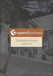 Open Shutters education series: Volume two