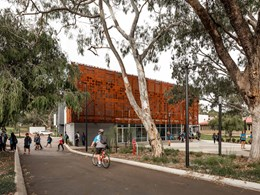 Architects masterplan and design the merger of two schools