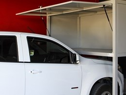 GarageSafe offers innovative inner-city storage solutions
