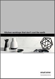 Kitchen worktops that don't cost the earth