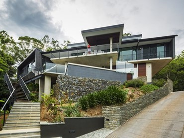 Haddad Residence by Total project Group Architects. Photography by Andrew Watson