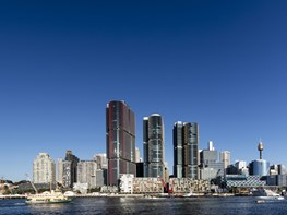Changing Sydney: International Towers Barangaroo