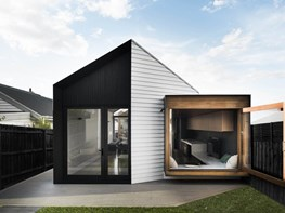 Datum House takes the Victorian silhouette into the 21st Century