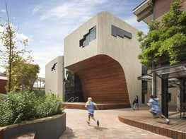 Melbourne school addition facilitates learning in a digital age