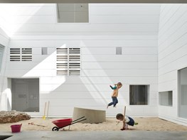 Sydney childcare centre reimagined as a 'mini-city'