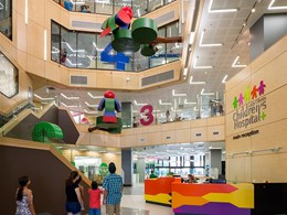 Conrad Gargett shortlisted for London children's hospital design