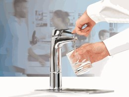 Filtered water: managing the office water supply