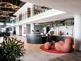 Aloft Perth: international hotel brand meets local WA context