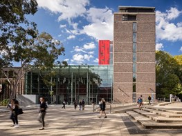 Macquarie Uni's new Faculty of Science & Engineering combines history, sustainability and space