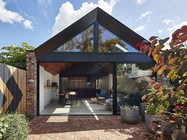 Valiant House by A for Architecture. Image: A for Architecture