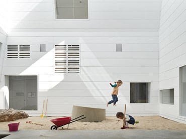East Sydney Early Learning Centre by Andrew Burges Architects. Photography by Peter Bennetts