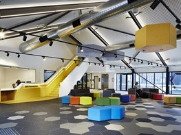 Charles Sturt's School of Engineering: A sustainable and collaborative 'honeycomb'