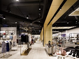 "Woods Bagot delivers a new way to shop in Myer's ""store of the future"""
