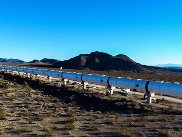 Image: Hyperloop One