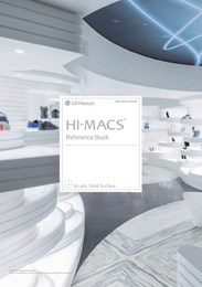 HI-MACS Reference Book