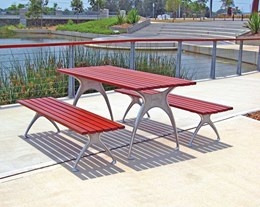 A walk in the park – choosing the perfect furniture for public spaces