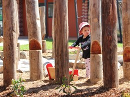 New Perth childcare centre with a 'sensory play space'