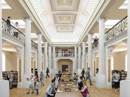 Designs revealed for $88.1M State Library Victoria redevelopment