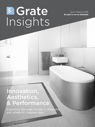 Grate insights: Innovation, aesthetics & performance
