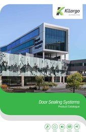 Kilargo door sealing systems product catalogue
