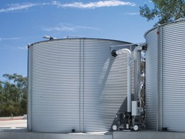 Quality steel water tanks and wastewater treatment systems