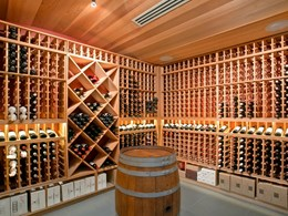 The ultimate garden shed - the garden cellar