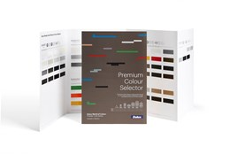 Have you seen the Dulux World of Colour Powder Coat Series?
