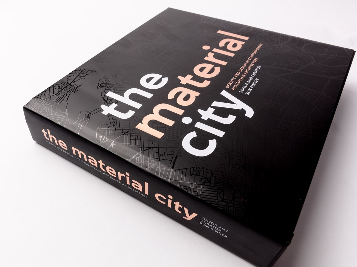 Book review: The Material City by Ron Ringer