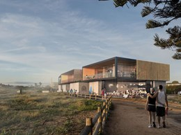 Community comes first in Mona Vale surf club redesign