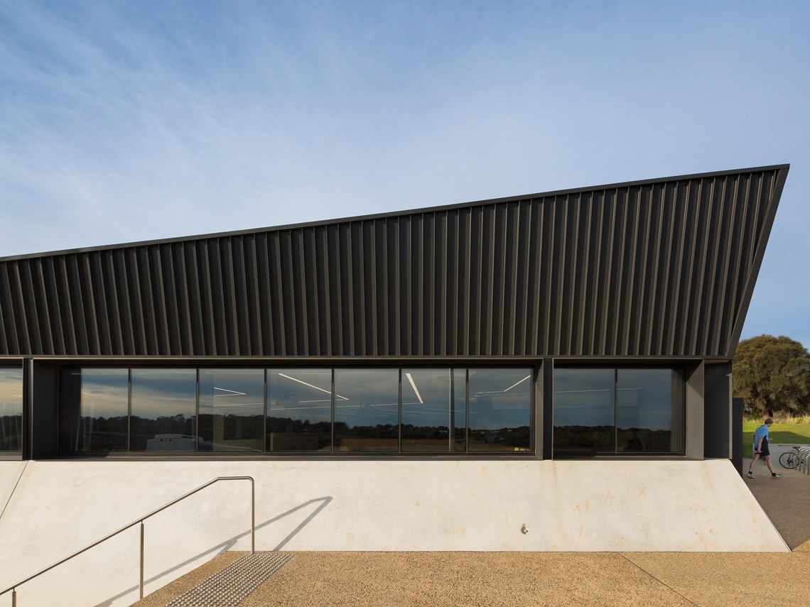 Newhaven College: Designing a school to battle the elements of Philip Island