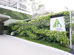 Fire rated urban greenery and architectural products for the safety-conscious specifier