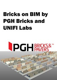 Bricks on BIM by PGH Bricks and UNIFI Labs