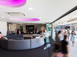 NBRS Architecture designs new immersive learning environment for PLC Sydney
